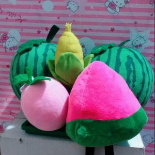 Set trái cây trưng tết