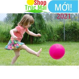 Combo 10 Bóng đá trẻ em số 2 và số 3 loại đẹp cho bé size 4 Cho Khách Sỉ về bán NPP Phùng Trúc Mai thumbnail