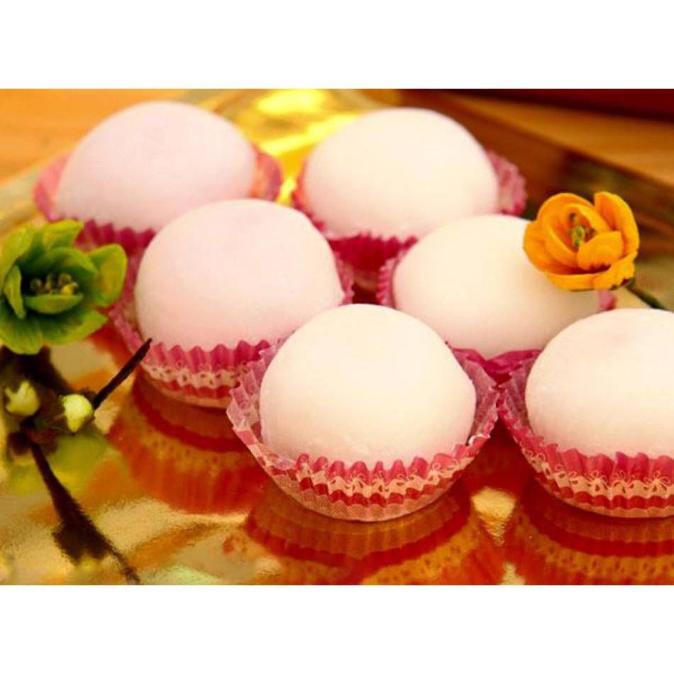 HCM [Voucher] 06 Bánh Tuyết Thiên Sứ, bánh lạnh với vị ngọt dịu, dễ ăn, không ngán