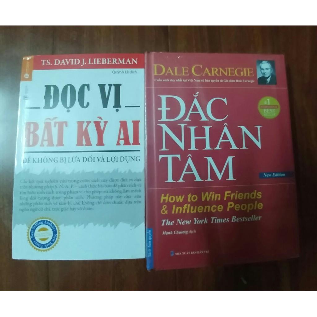 Sách - Combo 2 cuốn Đắc nhân tâm (bìa cứng) + Đọc vị bất kỳ ai - 3290019 , 1292434317 , 322_1292434317 , 161000 , Sach-Combo-2-cuon-Dac-nhan-tam-bia-cung-Doc-vi-bat-ky-ai-322_1292434317 , shopee.vn , Sách - Combo 2 cuốn Đắc nhân tâm (bìa cứng) + Đọc vị bất kỳ ai