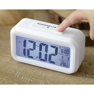 đồng hồ led để bàn,Đồng Hồ LCD Led Để Bàn HD51 - HL1010 - Bảo hành úy tín 1 đổi 1