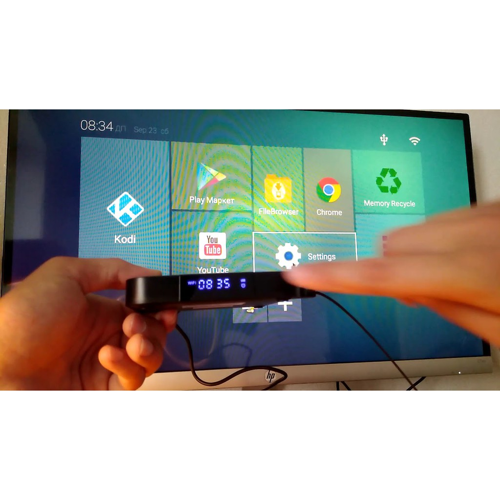 Smart Box Android TX3 Mini Ram 2G - Rom 16G Bảo hành 12 tháng 1 đổi 1.