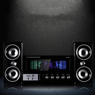 Dàn loa hát karaoke- loa hát karaoke- Dàn loa bluetooth-Dàn loa INTON 2.1 blutooth SM-6700, cs 50w - RE0136