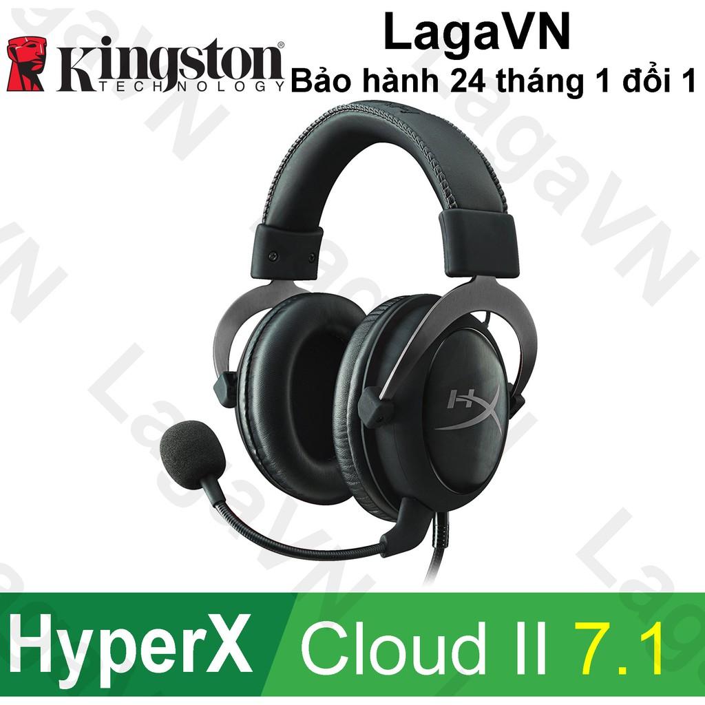 Tai nghe gaming Kingston HyperX Cloud II 7.1