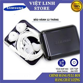 Tai Nghe Samsung chính hãng theo máy chân tròn 3.5mm - zin 100% - Việt Linh Store
