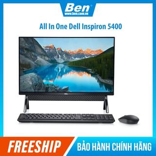 Máy tính All In One Dell Inspiron 5400 (42INAIO540001) Black Intel core i3-1115G4 thumbnail