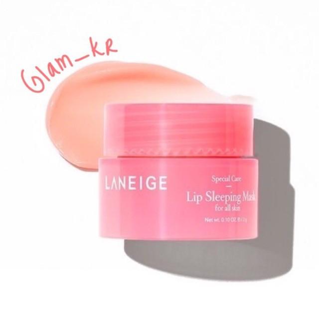 Mặt nạ ngủ môi Laneige Lip Sleeping Mask Mini 3g