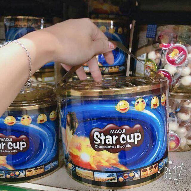 Bánh Starcup Thái Lan