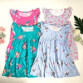 Váy đầm thun bé gái (18-40kg)
