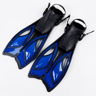 1 Pairs Fashion Unisex Lightweight Scuba Diving Fins Open Heel Snorkel Swim Pool