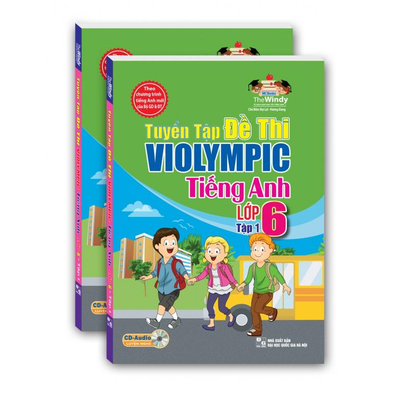 Tuyển tập đề thi ViOlympic tiếng Anh lớp 6 - tập 1 - 3398743 , 1034051715 , 322_1034051715 , 78000 , Tuyen-tap-de-thi-ViOlympic-tieng-Anh-lop-6-tap-1-322_1034051715 , shopee.vn , Tuyển tập đề thi ViOlympic tiếng Anh lớp 6 - tập 1