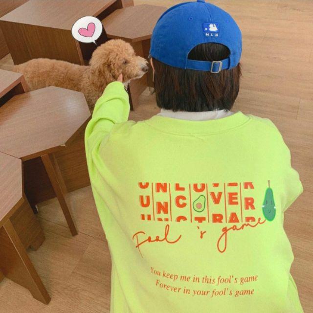 Áo khoác của Uncover Real có bill mua hàng ( đủ màu ) - Vải châ