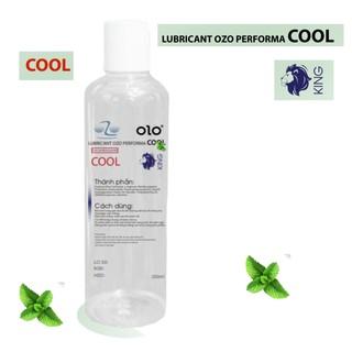 Gel bôi trơn Lubricant OZO performa cool - 250ml thumbnail