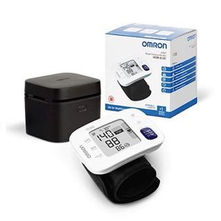 Máy đo huyết áp cổ tay cao cấp HEM-6181, Lưu trữ 60 dữ liệu đo trong bộ nhớ
