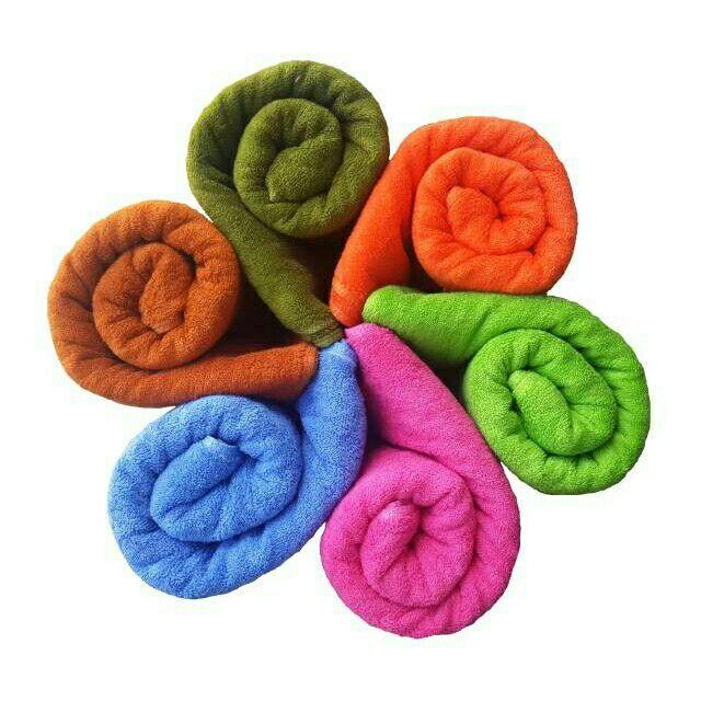 ( giá rẻ )Khăn tắm 50×100 bông cotton