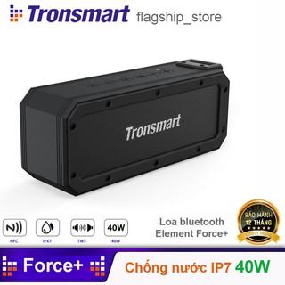 Loa Bluetooth chống nước IPX7, công suất 40W, Pin 15h Tronsmart Element Force+