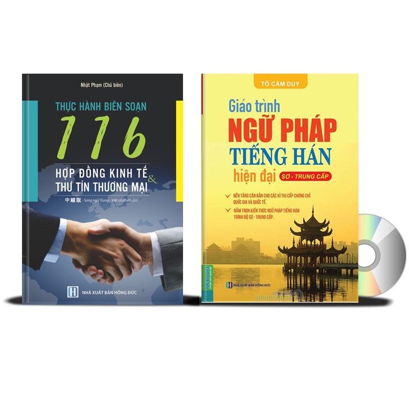 Sách - Combo: 116 Hợp đồng kinh tế thư tín thương mại + Giáo trình Ngữ pháp tiếng Hán + DVD quà tặng - 14578140 , 1048183083 , 322_1048183083 , 299000 , Sach-Combo-116-Hop-dong-kinh-te-thu-tin-thuong-mai-Giao-trinh-Ngu-phap-tieng-Han-DVD-qua-tang-322_1048183083 , shopee.vn , Sách - Combo: 116 Hợp đồng kinh tế thư tín thương mại + Giáo trình Ngữ pháp t
