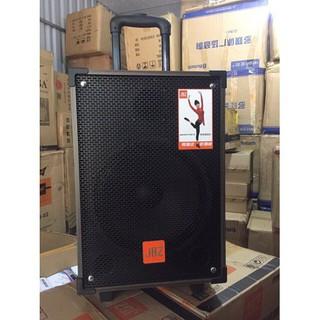Loa kéo vali karaoke JBZ NE-108 Bluetooth Tặng một Micro Không Dây – 683