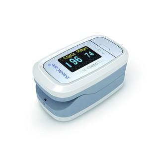 Máy đo nồng độ oxy bão hòa trong máu SpO2 iOM-A6 thumbnail
