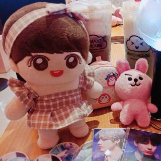 Doll BTS Jungkook / Búp bê thần tượng Jungkook