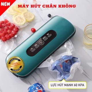 HÀNG MỚI Máy hút chân không bảo quản thực phẩm ZK-3002 + Tặng kèm 10 túi hút chân không thumbnail