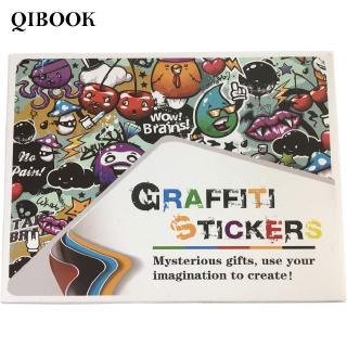 100pcs Graffiti Stickers Self Adhesive Party For Laptop Phone Skateboard Fresh