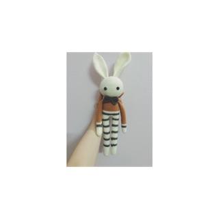 """Thú len handmade – """"Thỏ Henri chân dài"""""""