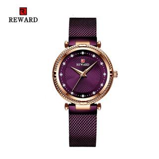 Đồng Hồ Nữ Reward KT22007A Chính Hãng 2019 NEW Bảo Hành 12 Tháng Top Brand Luxury Hàng Nhập HongKong I