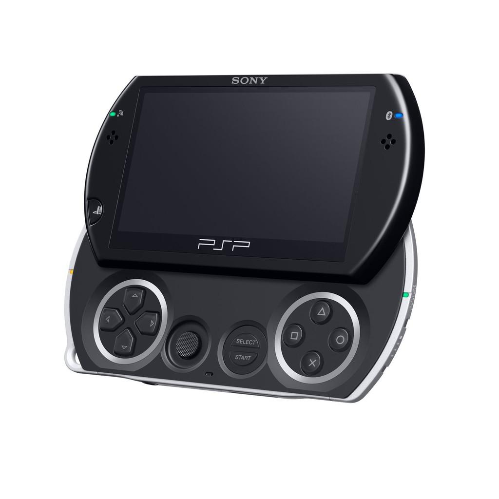 Máy PSP go hack +sạc