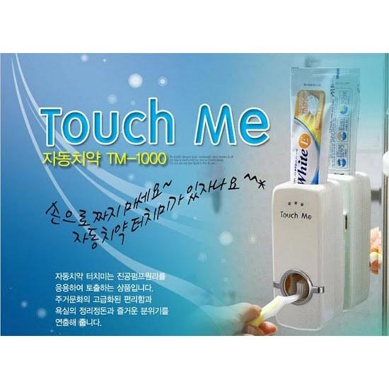 Máy Xịt Kem Đánh Răng Tự Động Touch Me - 2595520 , 127574226 , 322_127574226 , 90000 , May-Xit-Kem-Danh-Rang-Tu-Dong-Touch-Me-322_127574226 , shopee.vn , Máy Xịt Kem Đánh Răng Tự Động Touch Me