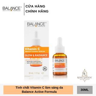Hình ảnh [Mã COSFS3 giảm 10% đơn 150K] Serum Trắng Da, Mờ Thâm Balance Active Formula Vitamin C Brightening 30ml-0