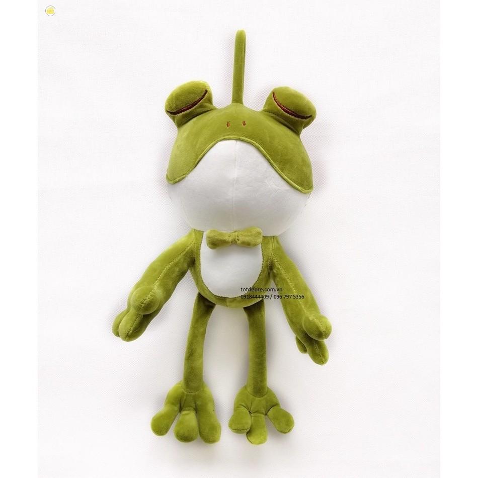 [Bán hết]Gấu Oenpe ếch đeo nơ xanh siêu ngộ nghĩnh