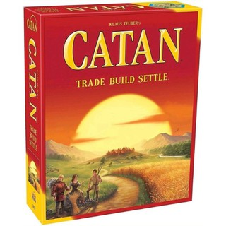 Catan Card Board Chess Game Exploding Kittens Against Humanity Family Party Toys