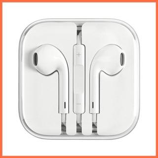 TAI NGHE JACK 3.5mm DÀNH CHO iPhone/Ipad/Samsung - CÓ MIC ĐÀM THOẠI- ÂM THANH HAY