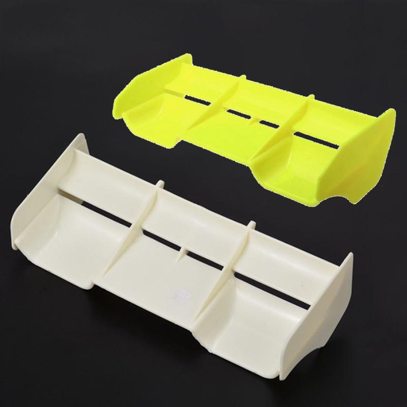 BLM❤Plastic Racing Tail Wing for 1/8 RC Car Truck Off Road Vehicle Short Truck