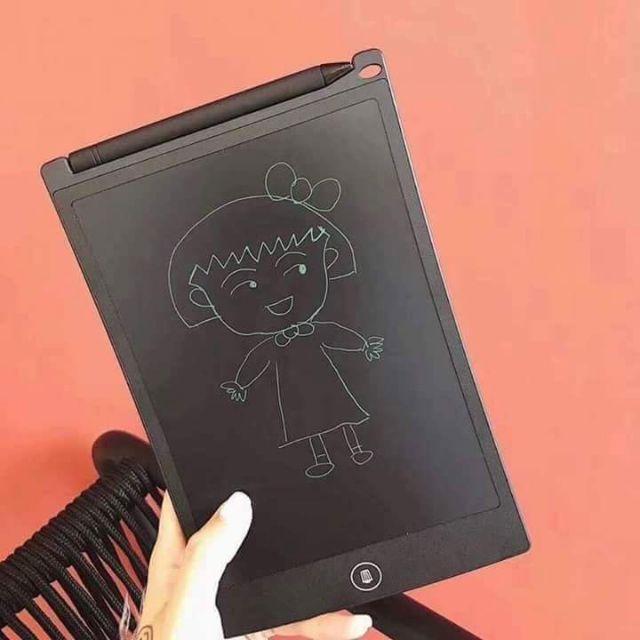 Bảng vẽ điện tử, bảng viết thông minh LCD tự xóa kèm bút. - 2392044 , 1322164790 , 322_1322164790 , 99000 , Bang-ve-dien-tu-bang-viet-thong-minh-LCD-tu-xoa-kem-but.-322_1322164790 , shopee.vn , Bảng vẽ điện tử, bảng viết thông minh LCD tự xóa kèm bút.