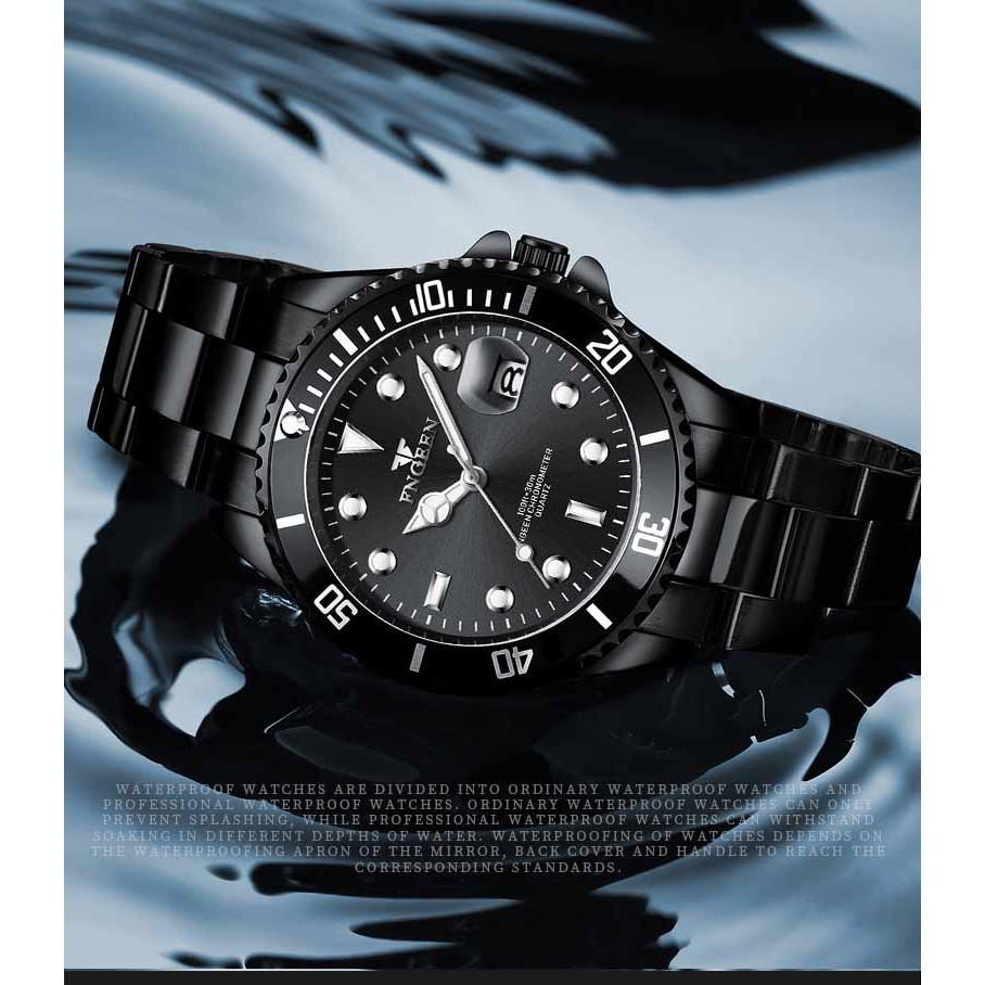 [ Xả Kho ] Đồng hồ nam FNGEEN FNRO03 mẫu mới 2020 thiết kế độc lạ mạnh mẽ lịch lãm