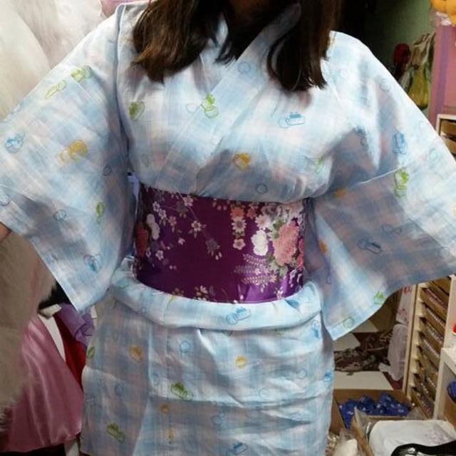 Yukata ngắn