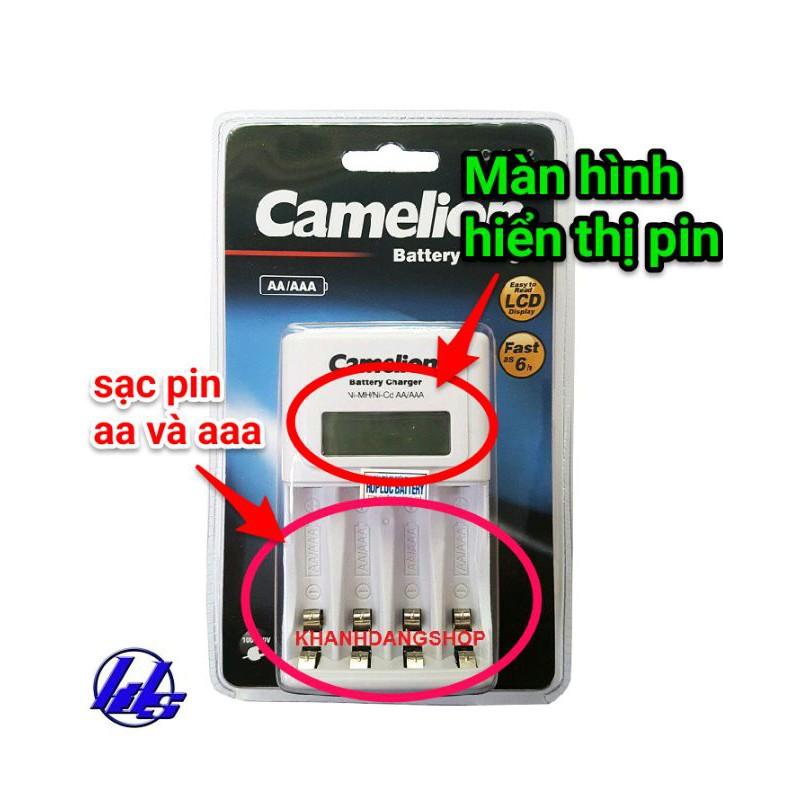 Máy sạc pin Camelion BC-1012<br>