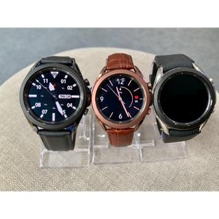 Đồng hồ thông minh Samsung Galaxy Watch 3 mới 100% - đo huyết áp, điện tâm đồ thumbnail