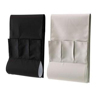 Túi treo sofa để điều khiển FLÖRT Ikea – màu kem