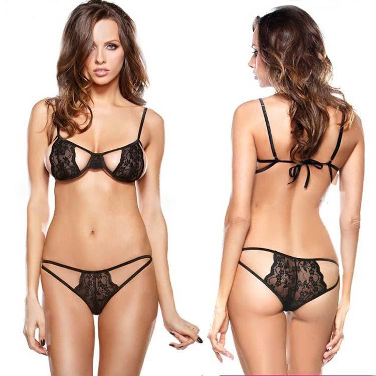 Bộ đồ lót sexy khoe bầu ngực gợi cảm - 9922526 , 958322544 , 322_958322544 , 55000 , Bo-do-lot-sexy-khoe-bau-nguc-goi-cam-322_958322544 , shopee.vn , Bộ đồ lót sexy khoe bầu ngực gợi cảm