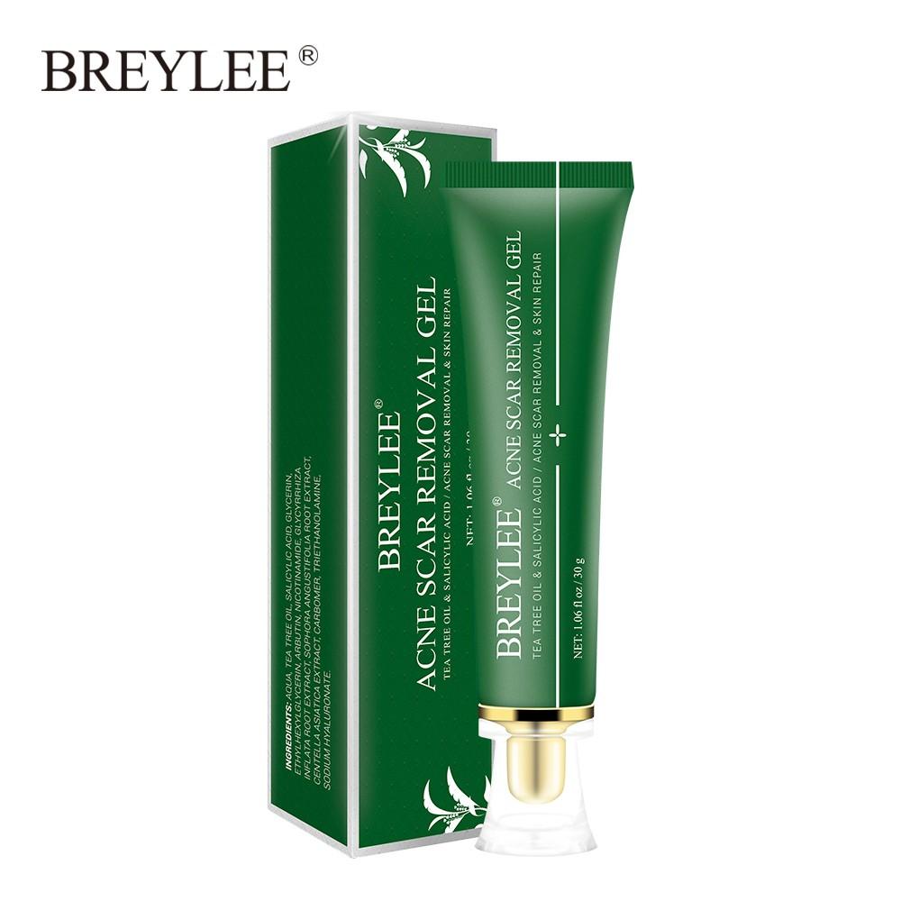 Gel BREYLEE hỗ trợ giảm thâm mụn hiệu quả chất lượng cao 1oz/30g