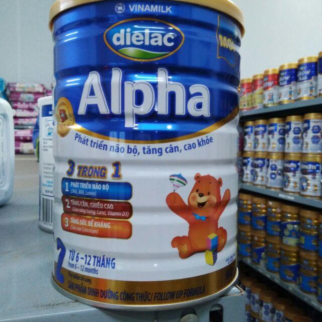 [TKB0718W4B giảm 3%]Combo 6 hộp sữa Dielac Alpha 2 900g - 3473588 , 1189151883 , 322_1189151883 , 1080000 , TKB0718W4B-giam-3Phan-TramCombo-6-hop-sua-Dielac-Alpha-2-900g-322_1189151883 , shopee.vn , [TKB0718W4B giảm 3%]Combo 6 hộp sữa Dielac Alpha 2 900g