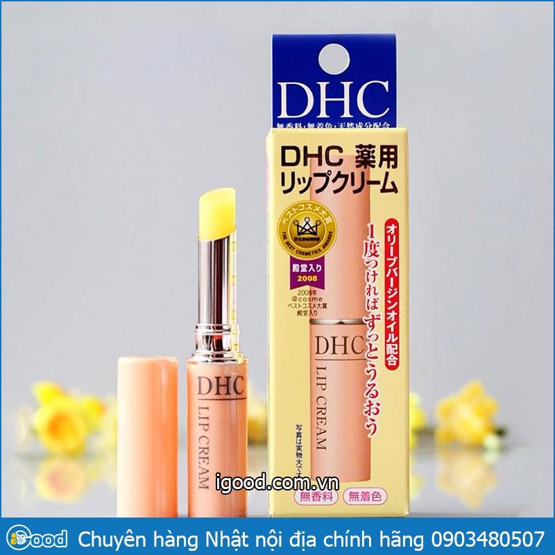Son dưỡng môi DHC nội địa Nhật Bản