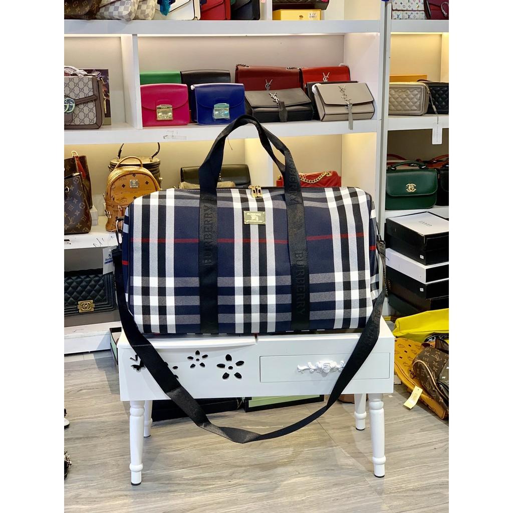 Túi du lịch họa tiết B.B.R (2 màu)