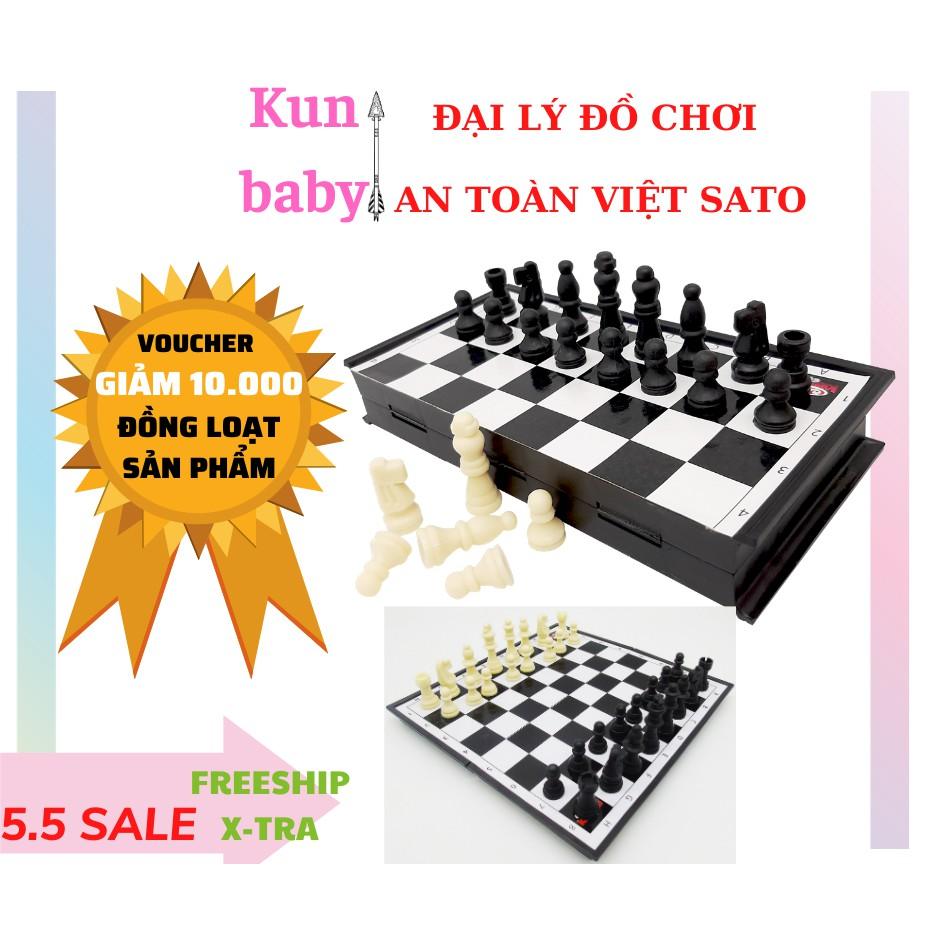 ĐỒ CHƠI GIẢI TRÍ Cờ Vua Sato Đánh thức TRÍ TUỆ CAO CHO TRẺ EM- MS KUN047