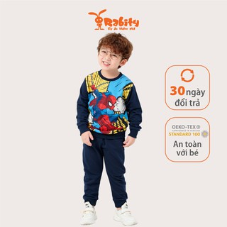 Bộ Spider man bé trai Rabity 5264.5517