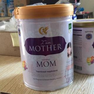 Sữa bột IAM Mother Mom Dành cho bà bầu loại 800g.
