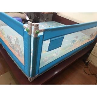 Thanh chắn giường trượt VN Baby Silimies.1,2m;1,4m;1,5m;1,6m;1,8m;2m